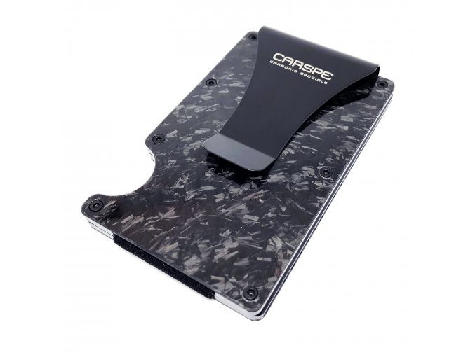 CARSPE Karbonová spona na karty